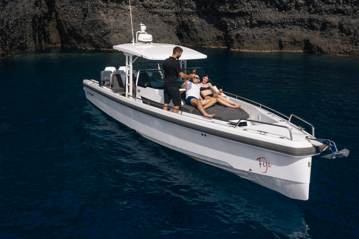 AXOPAR 37 T-TOP | PRIVATE CRUISE TO OTHER ISLAND